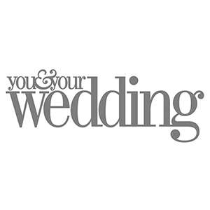 You and your wedding Logo